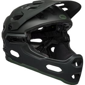 Bell Super 3R MIPS Helm matte green